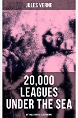 20,000 LEAGUES UNDER THE SEA (With All Original Illustrations) (English Edition) eBook Kindle