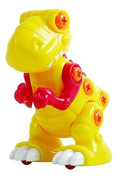 Plastic Dinosaur Figurines 7 In