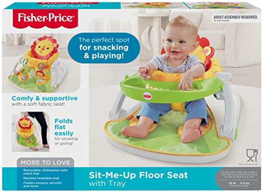 Fisher Price Sit Me Up Floor Seat With Tray Amazon Com Au Baby