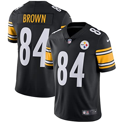 86732746192 Antonio Brown Pittsburgh Steelers Nike Vapor Untouchable Limited Jersey -  Men s XL (X-Large