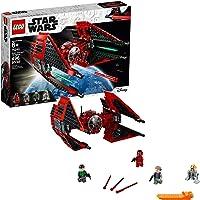Lego Star Wars Resistance Major Vonregs TIE Fighter Building Kit (496 Piece)