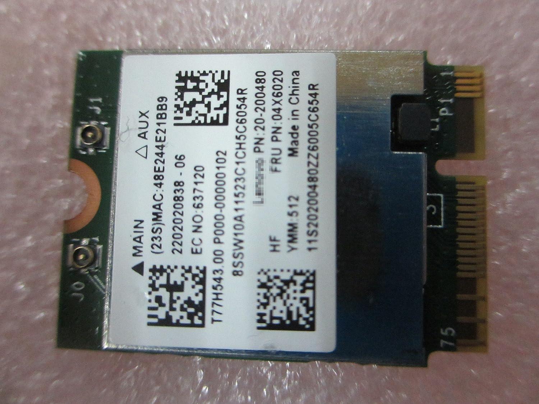 Wireless BCM94352Z 802 11 AC NGFF M2 interface wifi card for Lenovo FRU  04X6020
