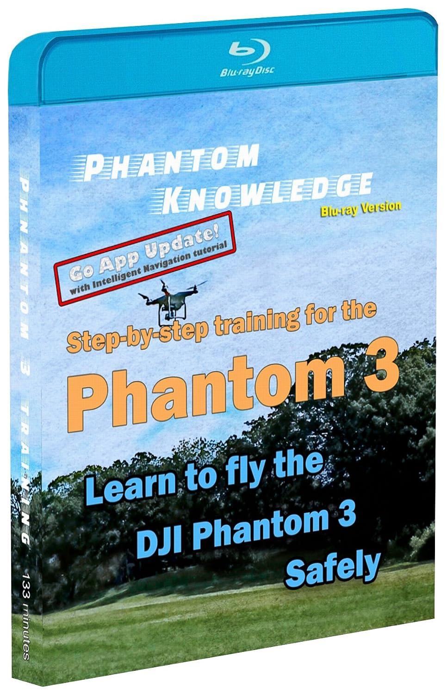 Amazon com: Phantom 3 Training Blu-ray: James Bendewald: Movies & TV