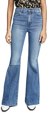 7 For All Mankind Womens Mega Flare Jeans