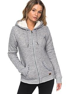 Roxy Trippin Femme Sherpa À Sweat Shirt Capuche O6Oxqr
