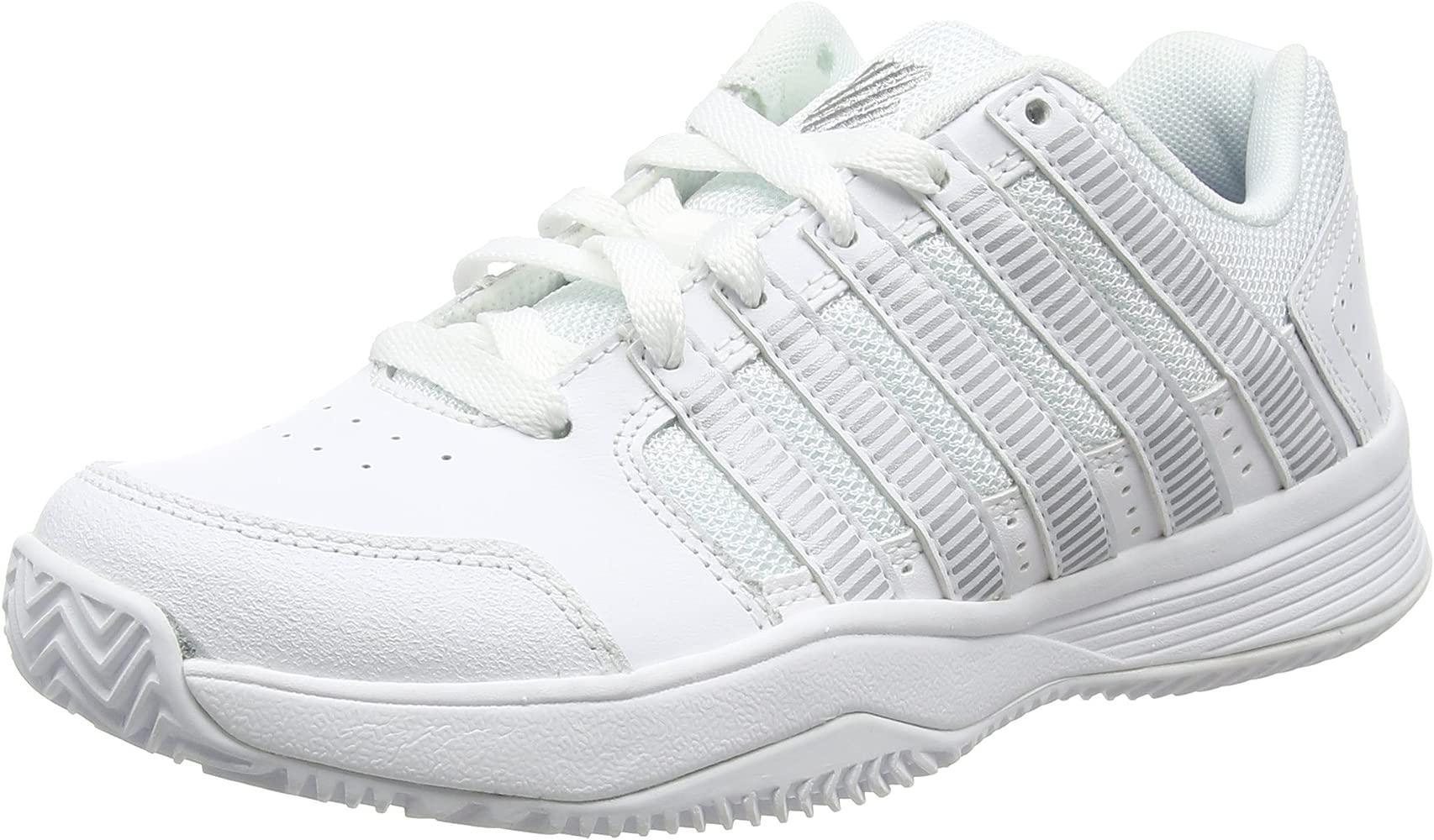 K-Swiss Court Impact HB, Zapatillas de Tenis para Mujer ...