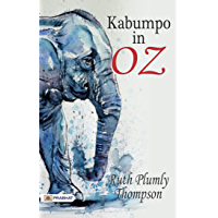 Kabumpo in Oz book cover