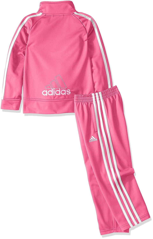 adidas Girls' Basic Tricot Set