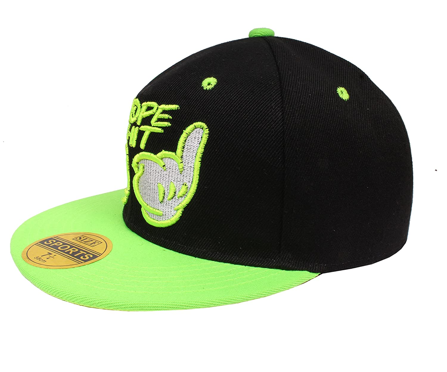 926e9609748 Sushito Summer All Is Well Hip Hop Cap  Amazon.in  Clothing   Accessories