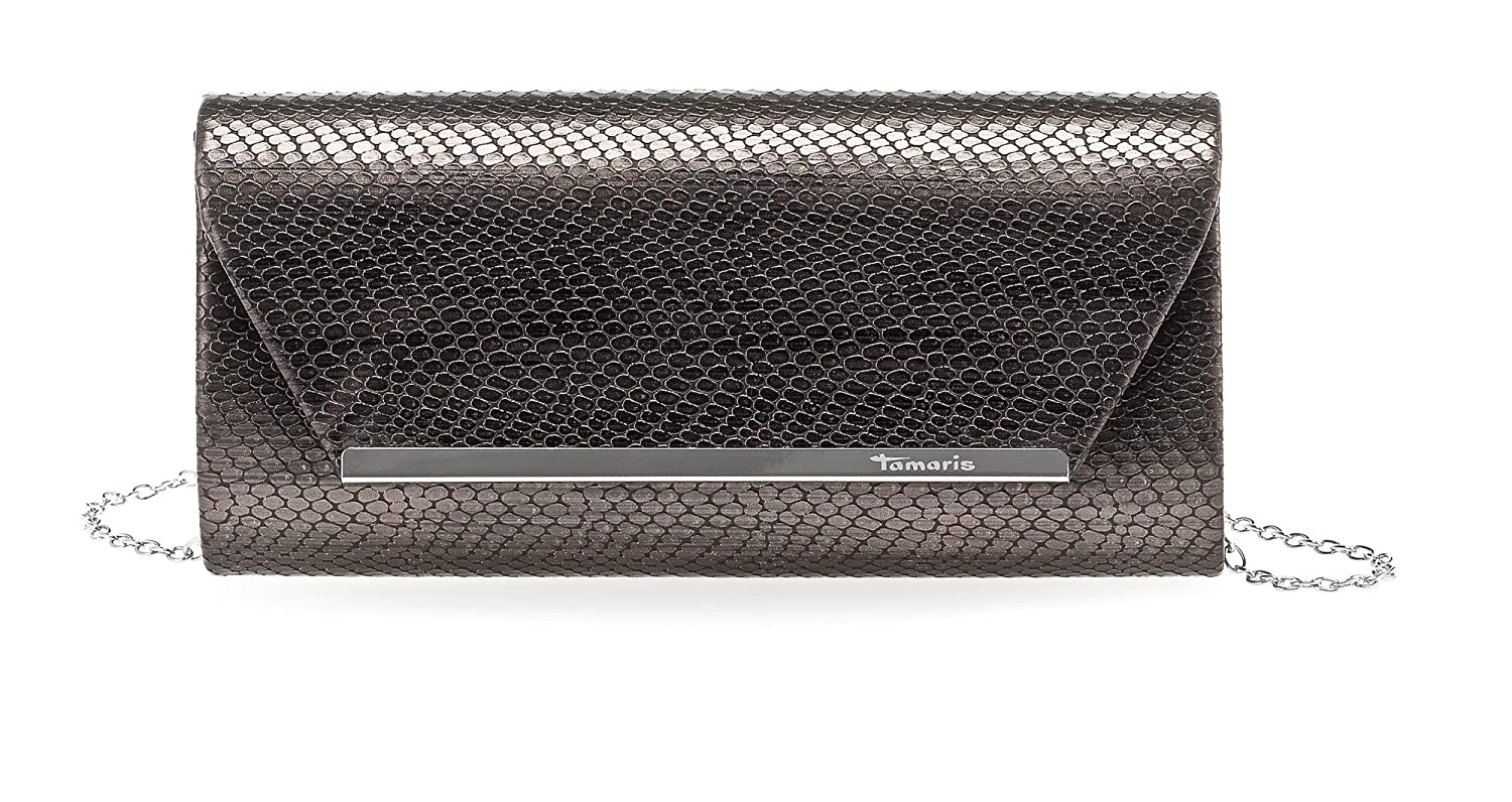 Tamaris Clutch Bag Nilla pewter