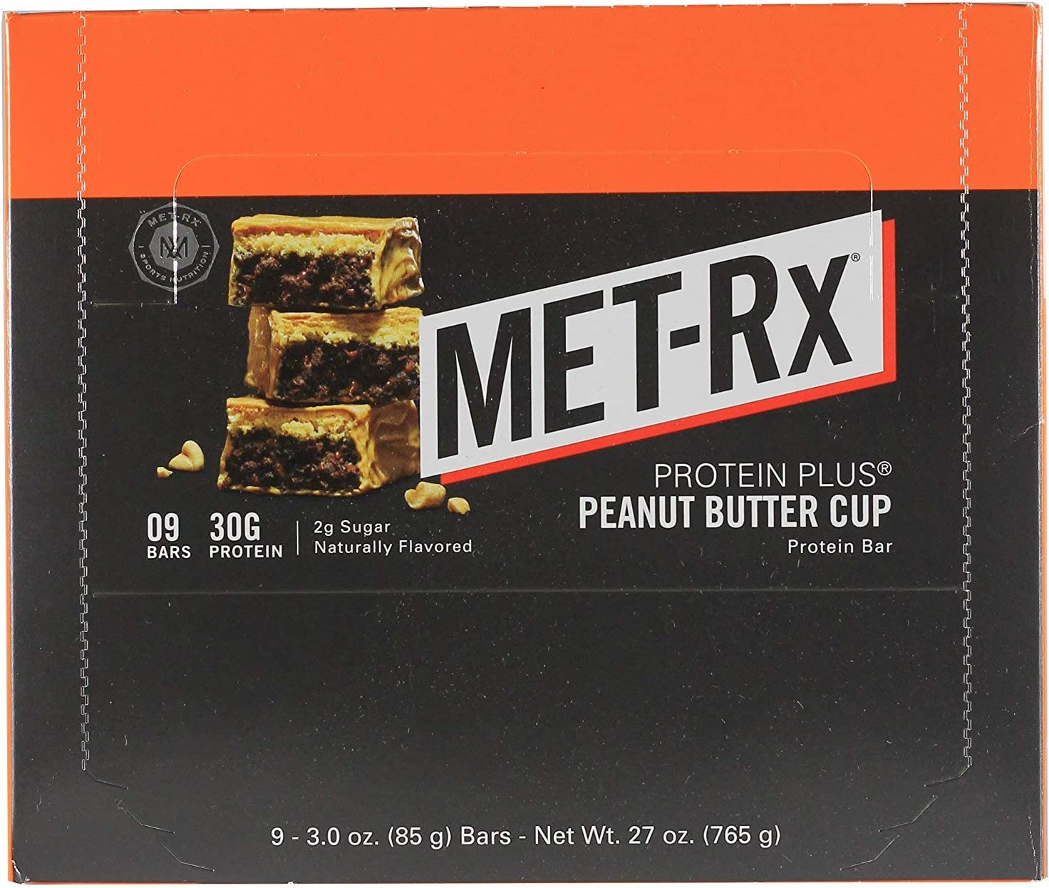 Met-RX Protein Plus Bar Peanut Butter Cup 9/
