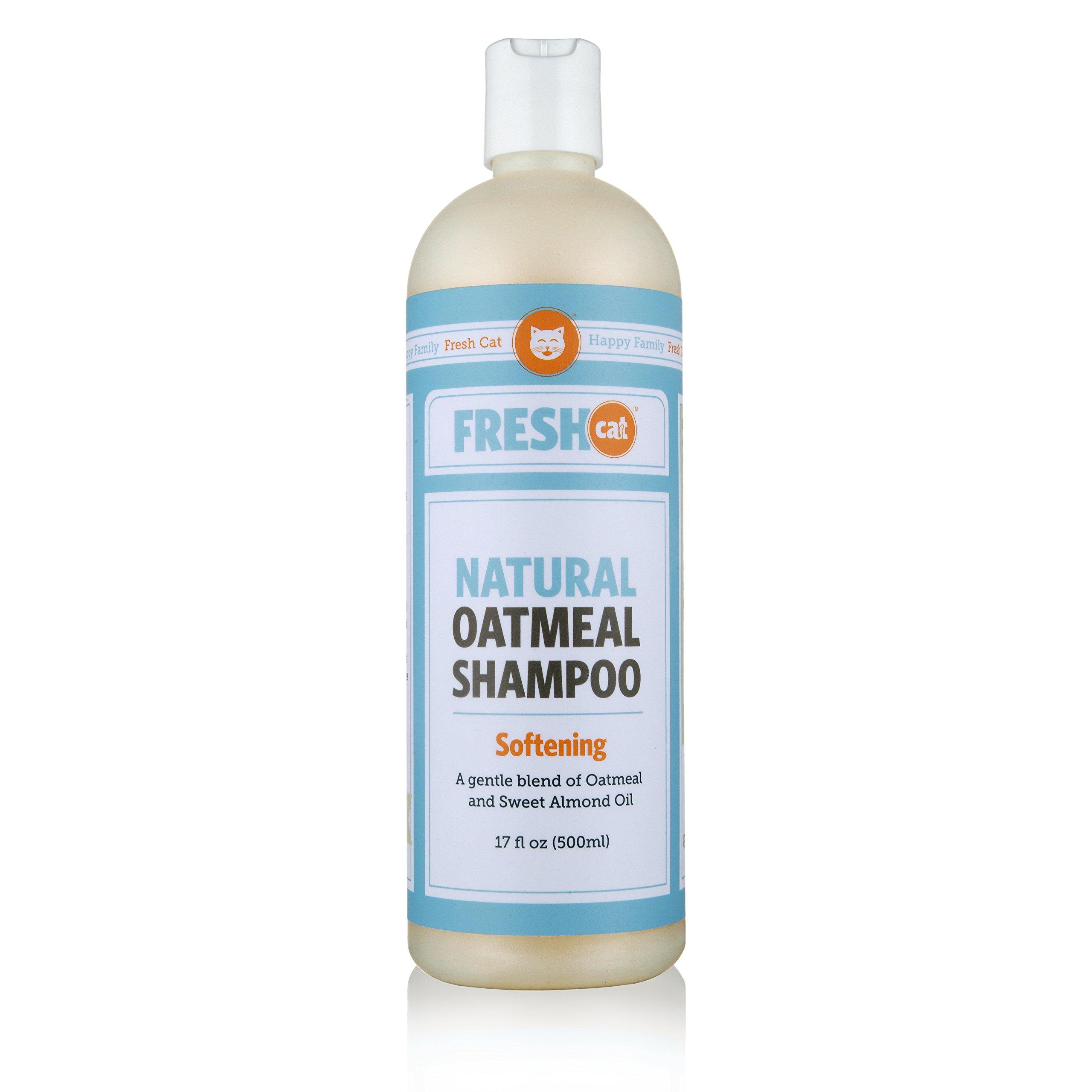 Fresh Cat Oatmeal Shampoo, 16 oz