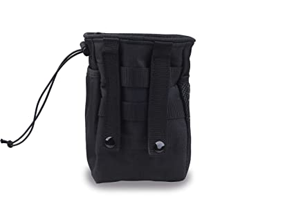 Shipping From Usa Military Molle Ammo Pouch Pack Tactical Gun Magazine Dump Reloader Pouch Bag Utility Hunting Rifle Magazine Hunting Bags & Holsters