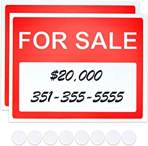 For Sale Sign - 14.75