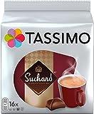 TASSIMO Suchard Chocolat 16 Tdisc - Pack de 5 (80 Tdisc)