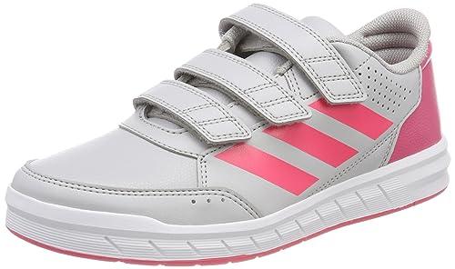 size 40 4c210 57d1b adidas AltaSport CF K, Chaussures de Gymnastique Mixte Enfant, Gris (Grey  Two F17