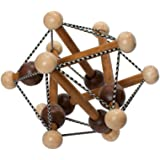 Manhattan Toy Artful Skwish Rattle and Teether Grasping Activity Toy