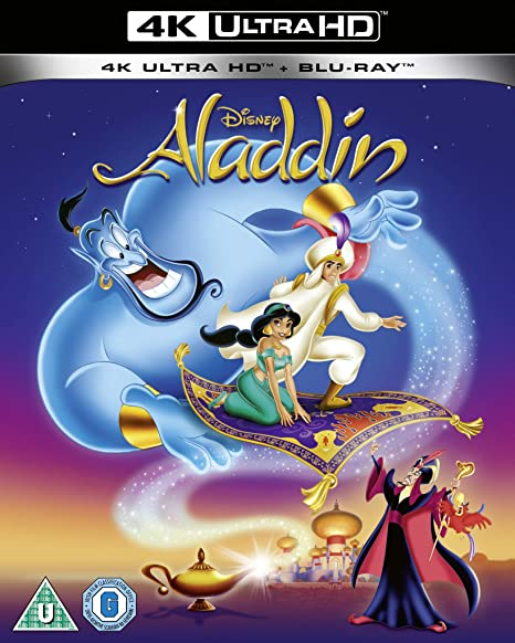 Aladdin [Blu-ray]: Amazon.es: Scott Weinger, Robin Williams ...