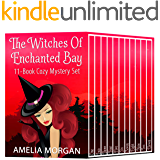 The Witches of Enchanted Bay 11-Book Cozy Mystery Set