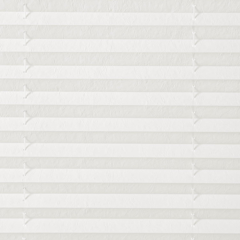 SANDEGA Plissee verspannt 120x130 Weiß B00KQFJ3ZW B00KQFJ3ZW B00KQFJ3ZW Plissees a13995