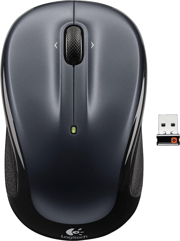 M325 Wrls Mouse Black Computer Electronics