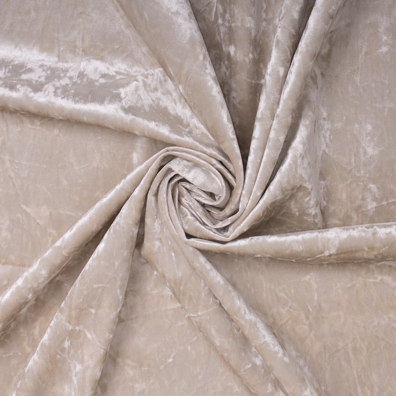 Luxury Bling Soft Pink Heavy Crushed Velvet Curtain Fabric Upholstery Sofa