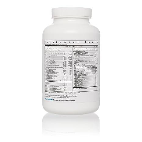 Amazon.com: Optimal Multivitamin | proporciona Orgánica ...
