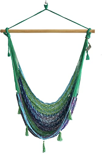 Extra Large Mayan Chair Hammock XXL Thick Cord