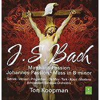 Matthäus-+Johannes-Passion,Mass in B Minor