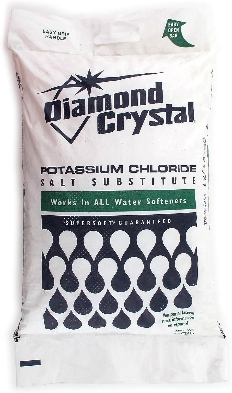 4. Cargill Salt 40# Potassium Chloride Pellets 7376