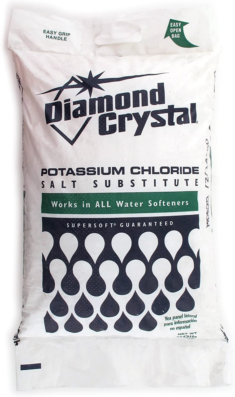 Diamond Crystal Water Softener Bag