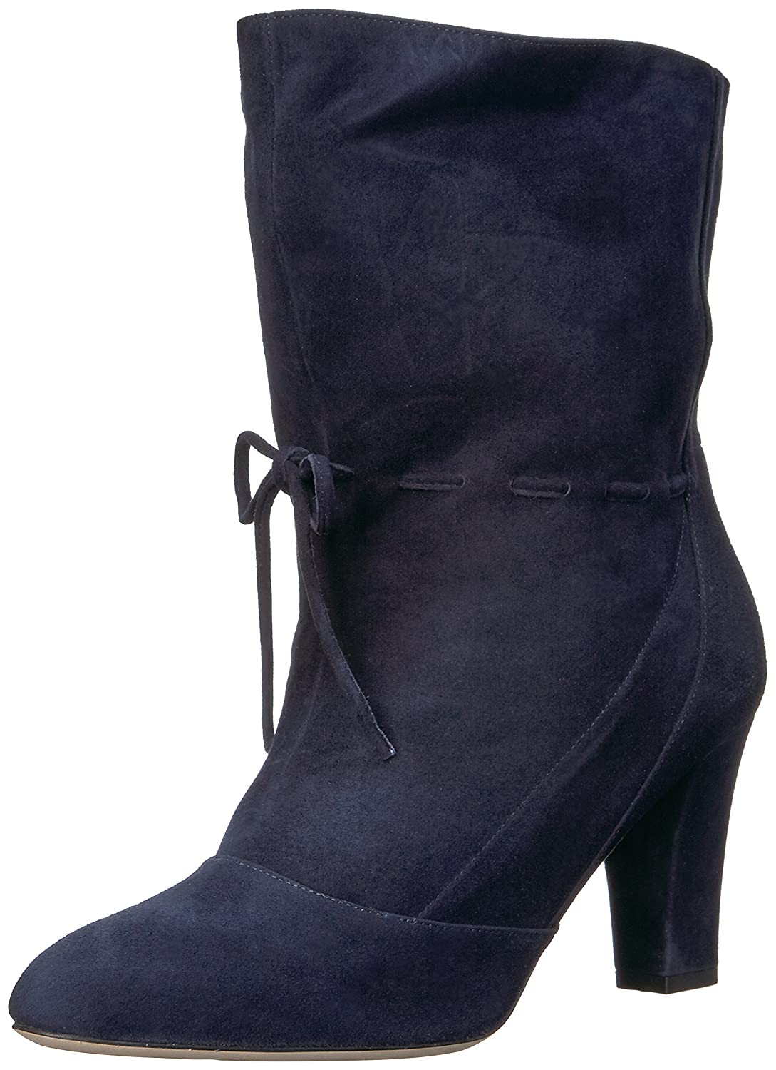 SJP by Sarah Jessica Parker Women's Khloe Fashion Boot B06VY28L96 37.5 B EU (7 US)|Navy