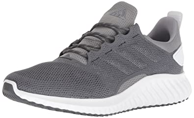 02123ec4b adidas Men s Alphabounce CR CC Running Shoe Grey White