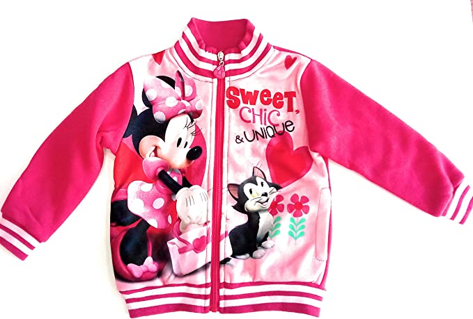 Chandal Minnie Mouse Disney Fucsia (8 años): Amazon.es: Ropa y ...
