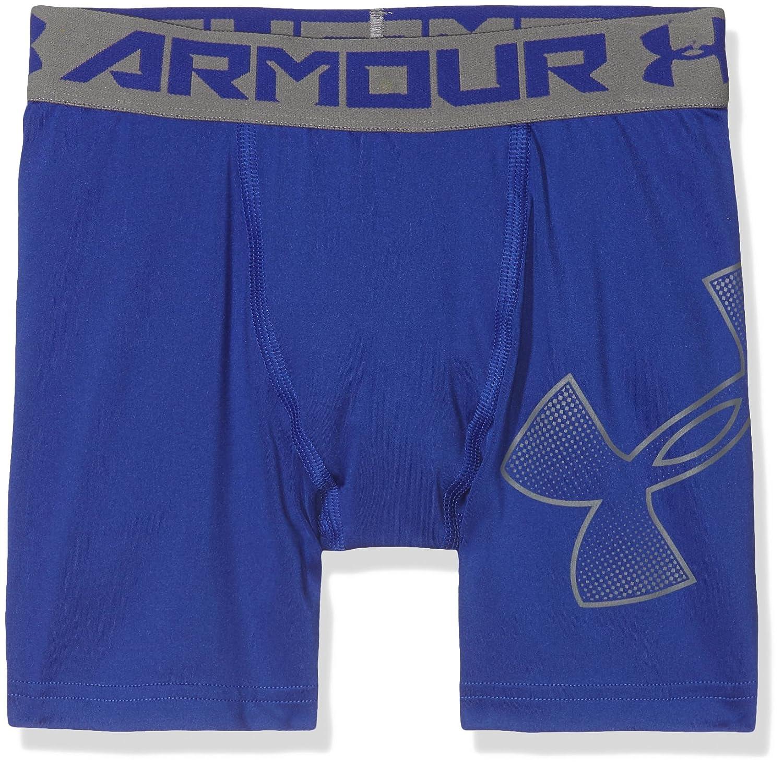 Under Armour Boys HeatGear Armour Mid Shorts