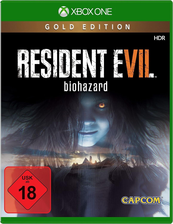 Resident Evil 7 Gold Edition - Xbox One [Importación alemana ...