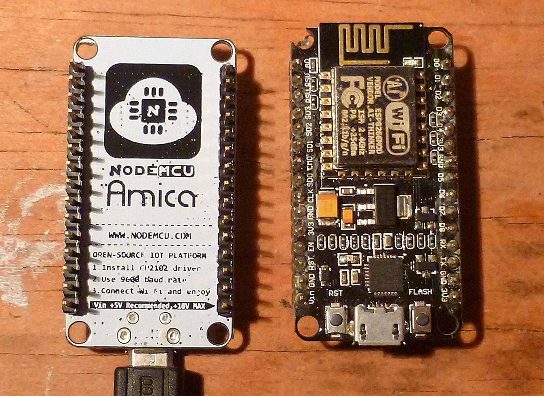 Robotbanao NodeMcu WiFi Development Board (Black)