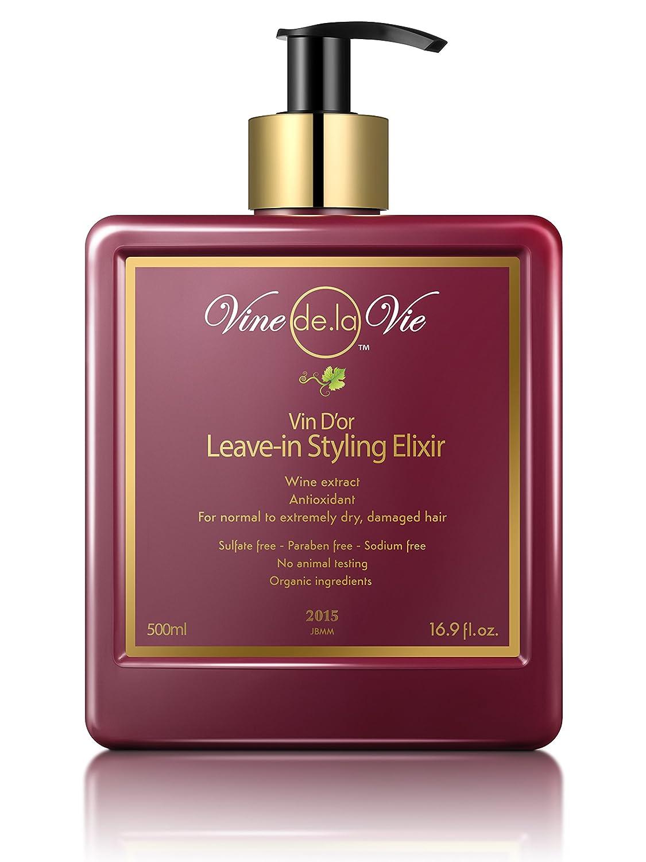 Amazon Com Vine De La Vie Vin D Or Leave In Elixir 16 9 Oz Beauty