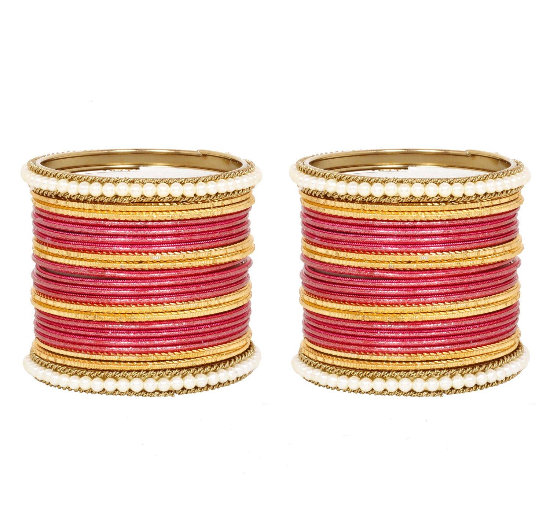 Ratna Indian Traditional gold bangle made Strawberry bangles jewellery women wedding bangles jewelry (2.6)