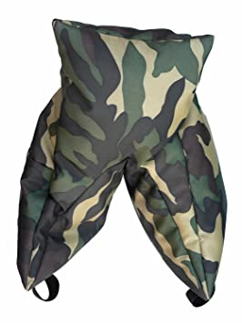 Marvelous Grappler Camera Bean Bag Pre Filled Army Wildlife Photography Bean Bag Material Army Pattern Dpm Camouflage Polyester Fabric Fully Waterproof Andrewgaddart Wooden Chair Designs For Living Room Andrewgaddartcom