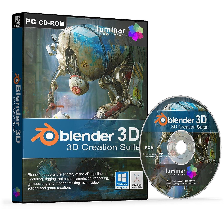 download blender 3d pc