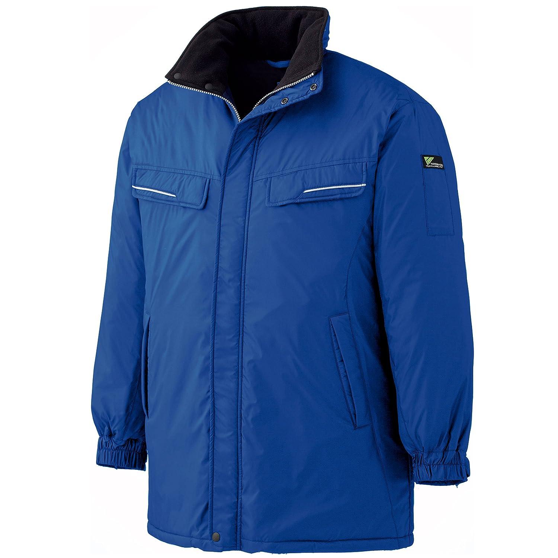 ミドリ安全 【もっと、動ける服を。VERDEXCEL】 《軽量防寒服》 コート VE1010 B00PLTE3B2 L|ロイヤルブルー