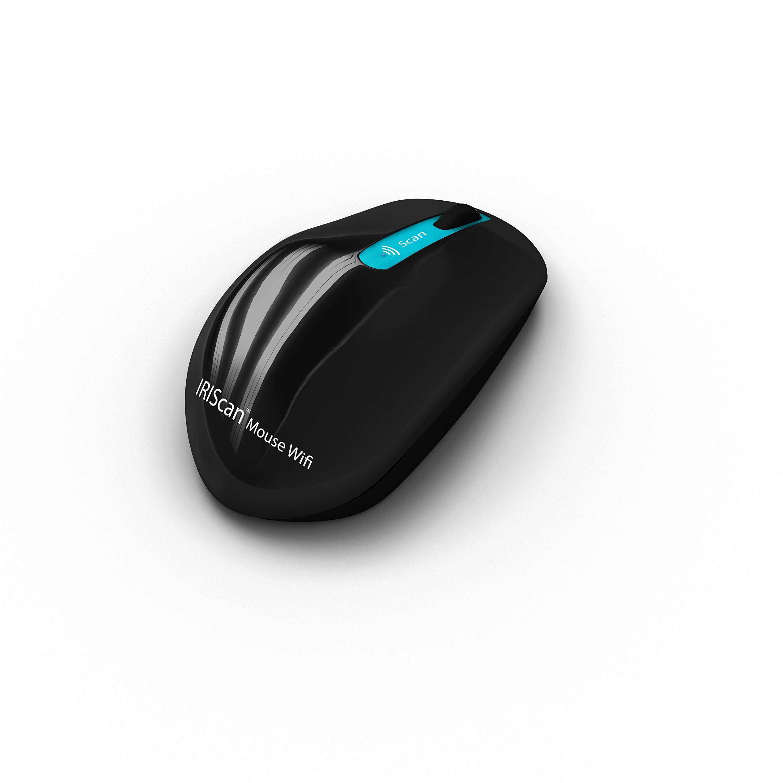 IRISCan Mouse WiFi Wireless Portable Mobile Document Image Handheld Mouse and Color Scanner