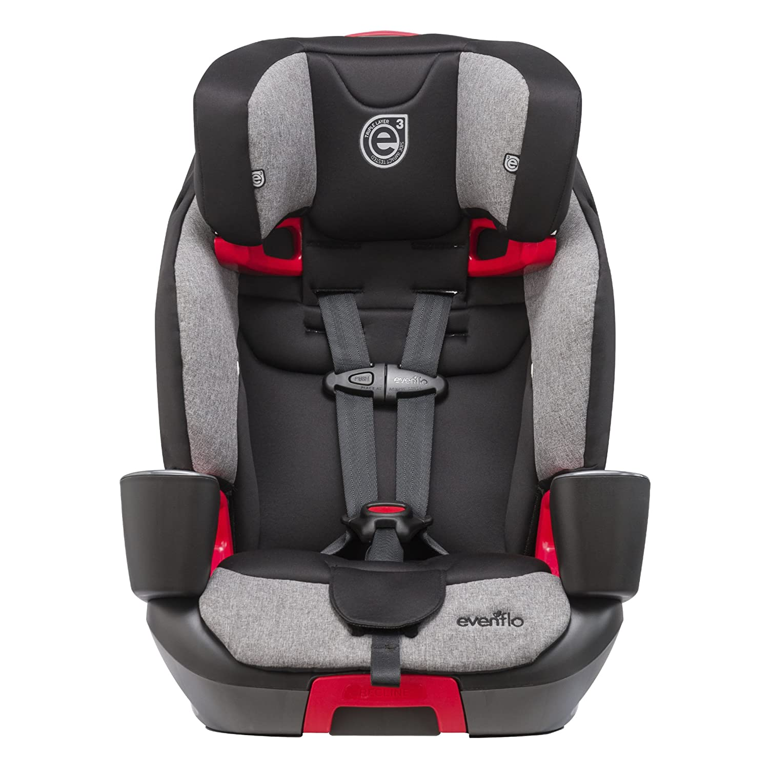 Evenflo Transitions 3-in-1 Combination Booster Seat, Legacy 34421029