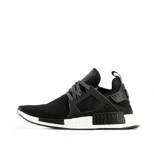 adidas NMD XR1 Zapatillas de Hombre - Negro/Blanco, 43 EU: Amazon.es: Zapatos y complementos