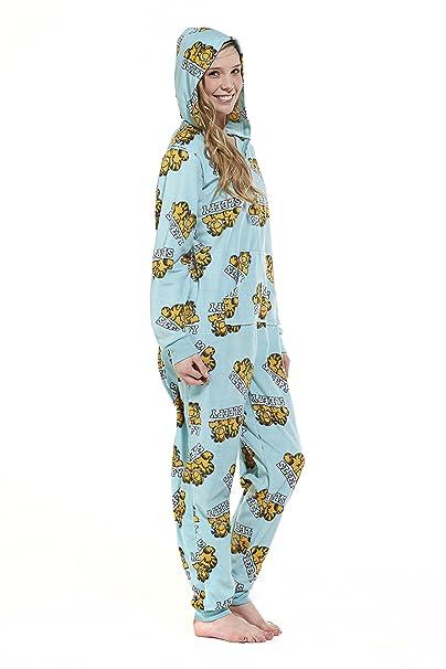 UWear (UK) Ltd – Traje de noche niña, diseño de Garfield multicolor 40