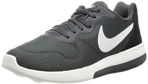 Nike 844901-001, Zapatillas de Deporte para Mujer, Negro (Black/Anthracite-Wolf Grey-White), 44.5 EU