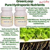 GreenLoop Pure Hydroponic Nutrients-LEAFY-200