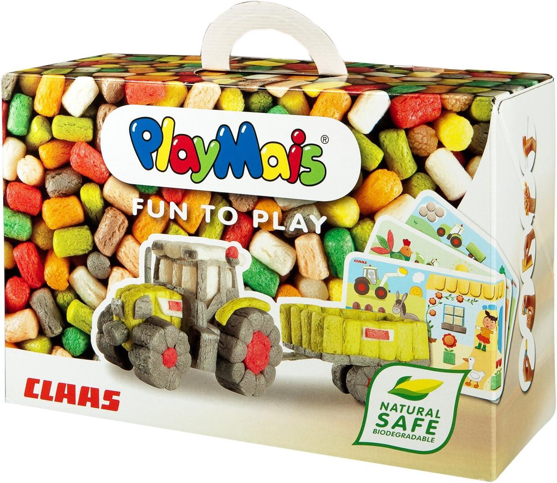 PlayMais - Fun to Play, 550 piezas, juego de manualidades (Loick ...