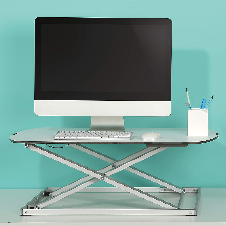 Ricoo Universal Raised Monitor Mount TS9 Desk Seat: Amazon.de